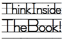 Think Inside the Book Logo